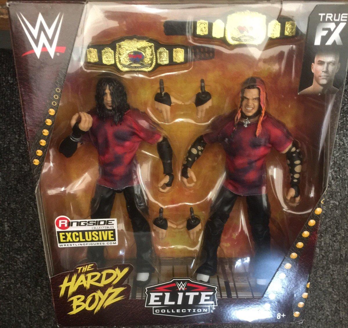 More for the collection thanks to @wrestlingtrader #Hardyz #HardyBoyz