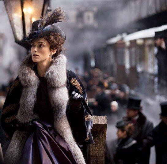 #KeiraKnightley as Anna Karenina pic.twitter.com/ajeDBSgBQr