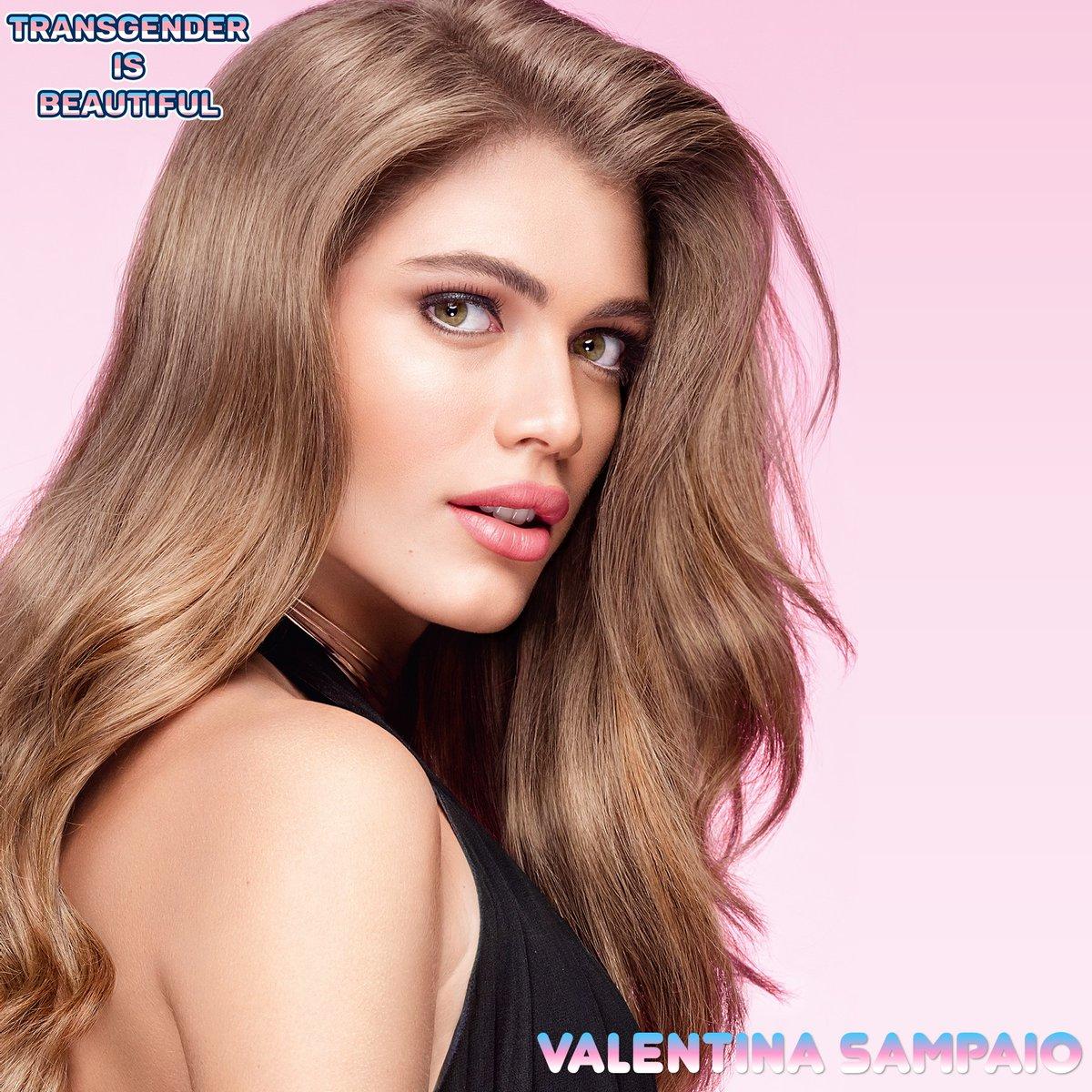 #TransIsBeautiful 🦋 A Hot 🔥 #TransgenderModel ⚧ — Valentina Sampaio #transmingle #transwoman #tgwoman #trans #lgbt #lgbtq #femme #girlslikeus #tgirl #tsgirl #transproud #valentinasampaio