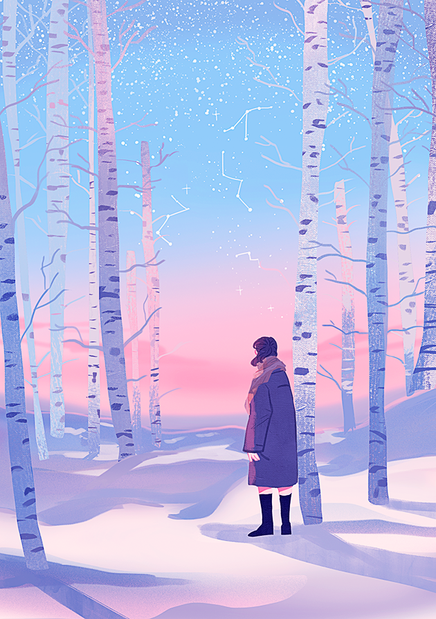 Sooo late but please give me a chance, #PortfolioDay  Hi I'm Jedit (or 9Jedit), I draw dreamy moments and starry sky   https://www. instagram.com/9jedit/       https:// grafolio.naver.com/9jedit       Thank you!<br>http://pic.twitter.com/Qqf1YayQQ8