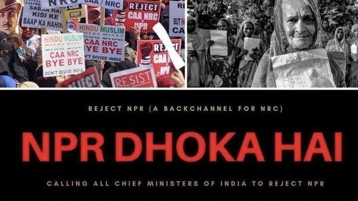 Through demonetisation, Modi undermined Indian economy and Through CAA-NPR, Modi-Amit Shah are undermining a fundamental tenet of India's democracy. But we'll not let it happen. Reject the hate propaganda. #BoycottNPR<br>http://pic.twitter.com/BATthkBlbJ