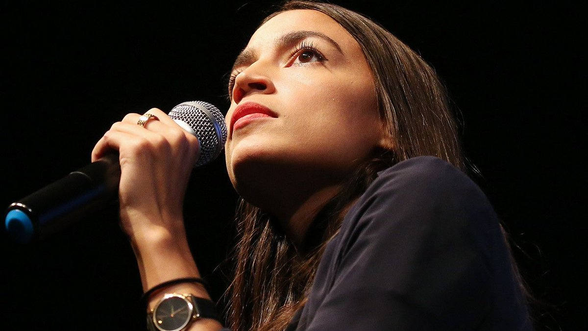 Here's why Alexandria Ocasio-Cortez has refused to appear on Fox News  https:// on.mktw.net/2PAPFdR      #AlexandriaOcasioCortez <br>http://pic.twitter.com/gkXxry8pWd