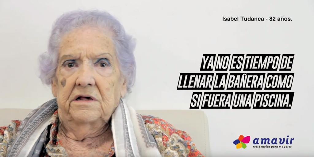 test Twitter Media - Las #PersonasMayores, residentes de @GrupoAmavir conciencia sobre el #CambioClimático en la serie de vídeos #TiempoDeActuar. Hoy, Isabel Tudanca nos explica cómo afecta llenar la bañera  📹https://t.co/ljdjGu76ae https://t.co/eysQTe1PNh