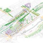 Image for the Tweet beginning: L'équipe de maîtrise d'œuvre urbaine