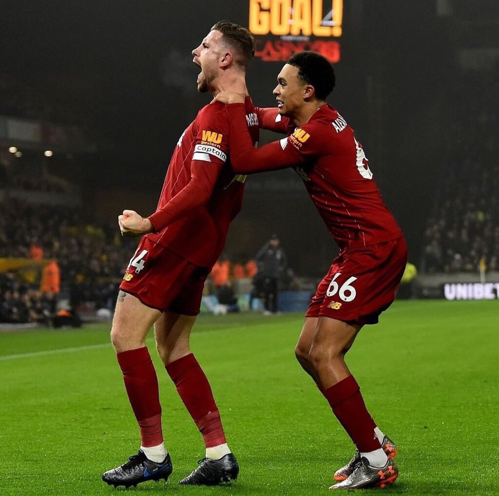 Premier League matches unbeaten   We are now the fifth team to achieve this  #LFC #WOLLIV<br>http://pic.twitter.com/N2bLRlLggn