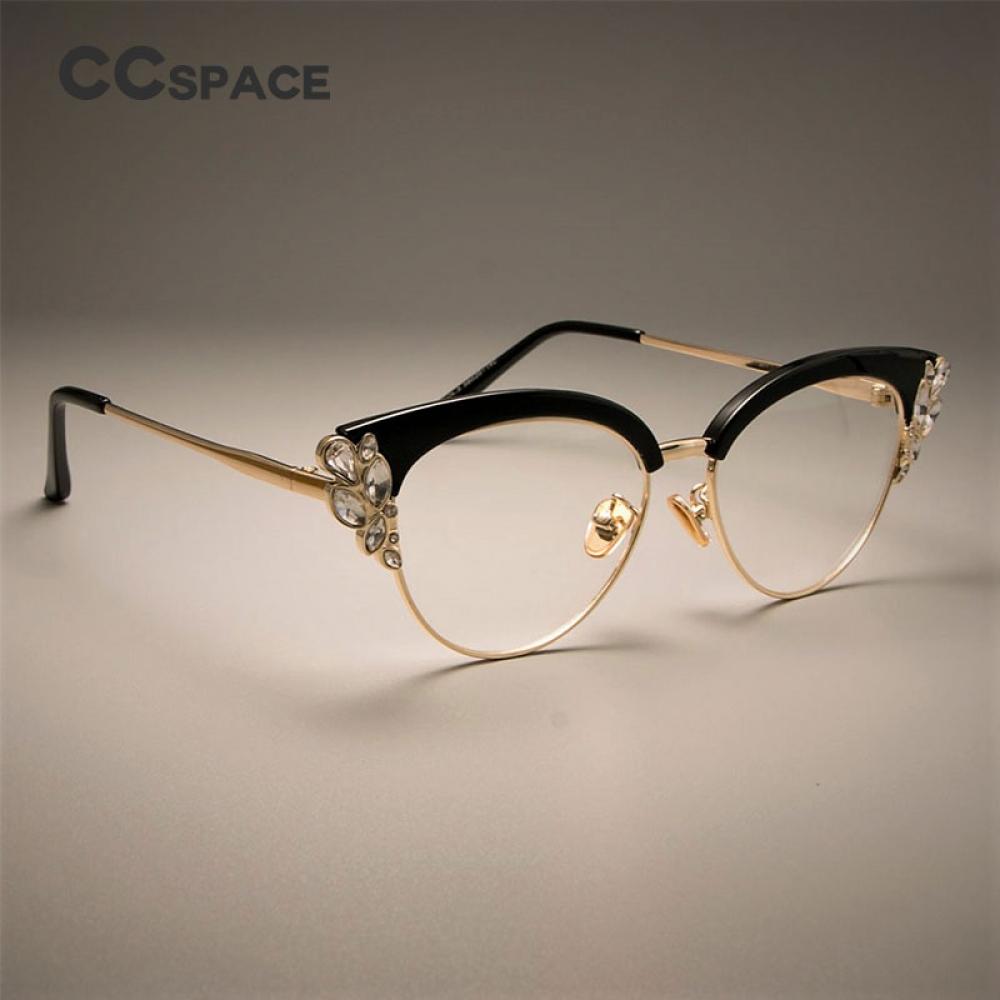 #fashionblog Ladies Cat Eye Shiny Rhinestones Glass Frames <br>http://pic.twitter.com/audqXdikk6