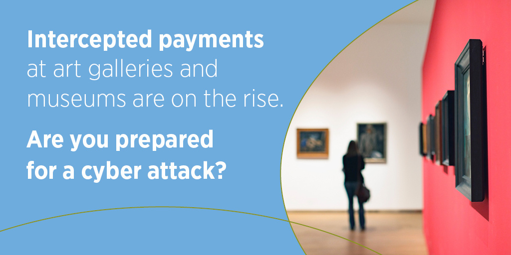 The average cost of a cyber breach of IT assets is $879,582. Find out how you can protect your operation from significant damage. Cyber insurance for the arts: bit.ly/2TPaW75
