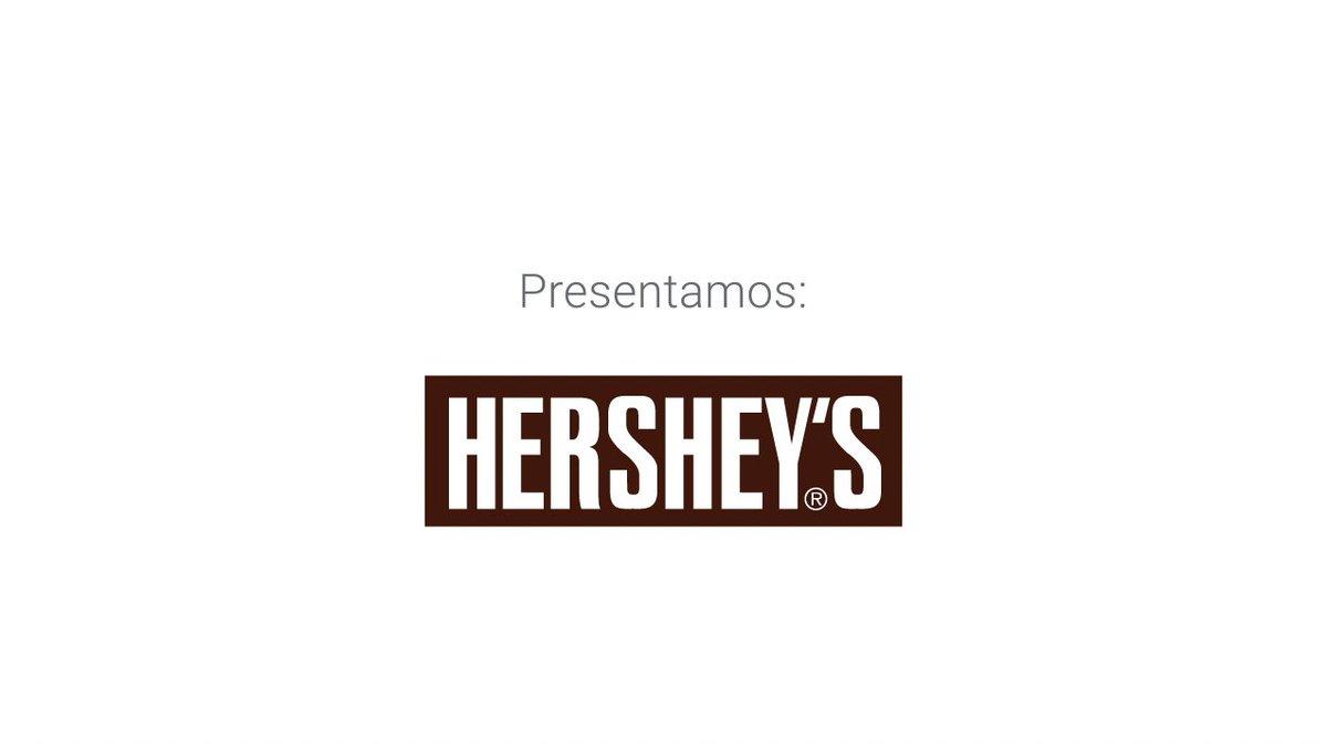 Image for the Tweet beginning: ¿Quieres saber cómo @Hersheys llegó