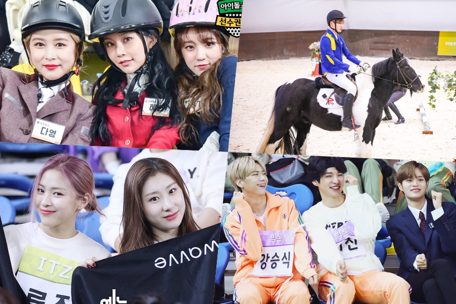 WATCH: #2020IdolStarAthleticsChampionships Gives More Exciting Glimpses Of Competition And Fun Behind The Scenes  https://www. soompi.com/article/137897 6wpp/watch-2020-idol-star-athletics-championships-gives-more-exciting-glimpses-of-competition-and-fun-behind-the-scenes  … <br>http://pic.twitter.com/MdnOIIi0LK