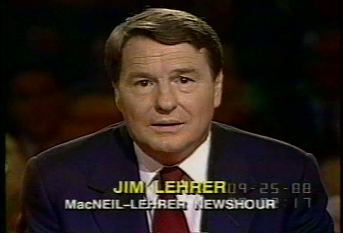 """Jim Lehrer moderated 12 general election presidential debates, """"more than any other person in U.S. history,"""" PBS noted. https://www.cnn.com/2020/01/23/media/jim-lehrer-pbs-newshour-obituary/index.html…"""
