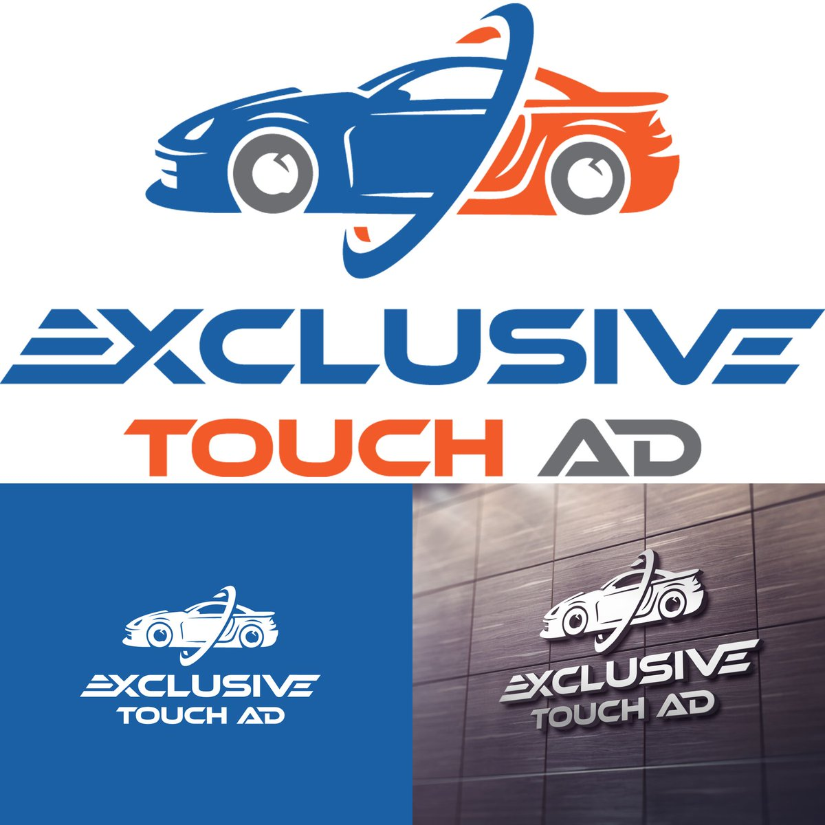 New Logo Design for Exclusive Touch AD #41Global #logodesigner #branding #logo #logos #design #designs #logodesigns #logotype #graphic #graphicdesigns #brand #brandidentity #illustration #flatdesign #vector #inspiration #adobe #illustrator #marketing #photoshop #auto https://t.co/6fOOUYCm3Z