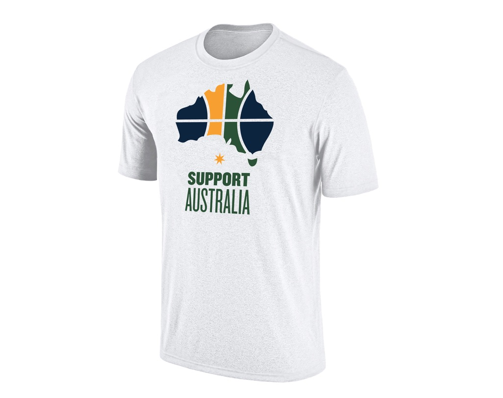 💚 Support Australia 💚 t-shirts are available for presale from the @jazzteamstore with proceeds benefiting Australian firefighters 💻  » http://bit.ly/3aDfQdu