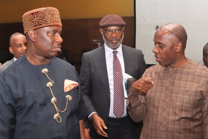 Ship Owners To Benefit From $200 million CVFF, Says Amaechi … As Dakuku Chairs Committee