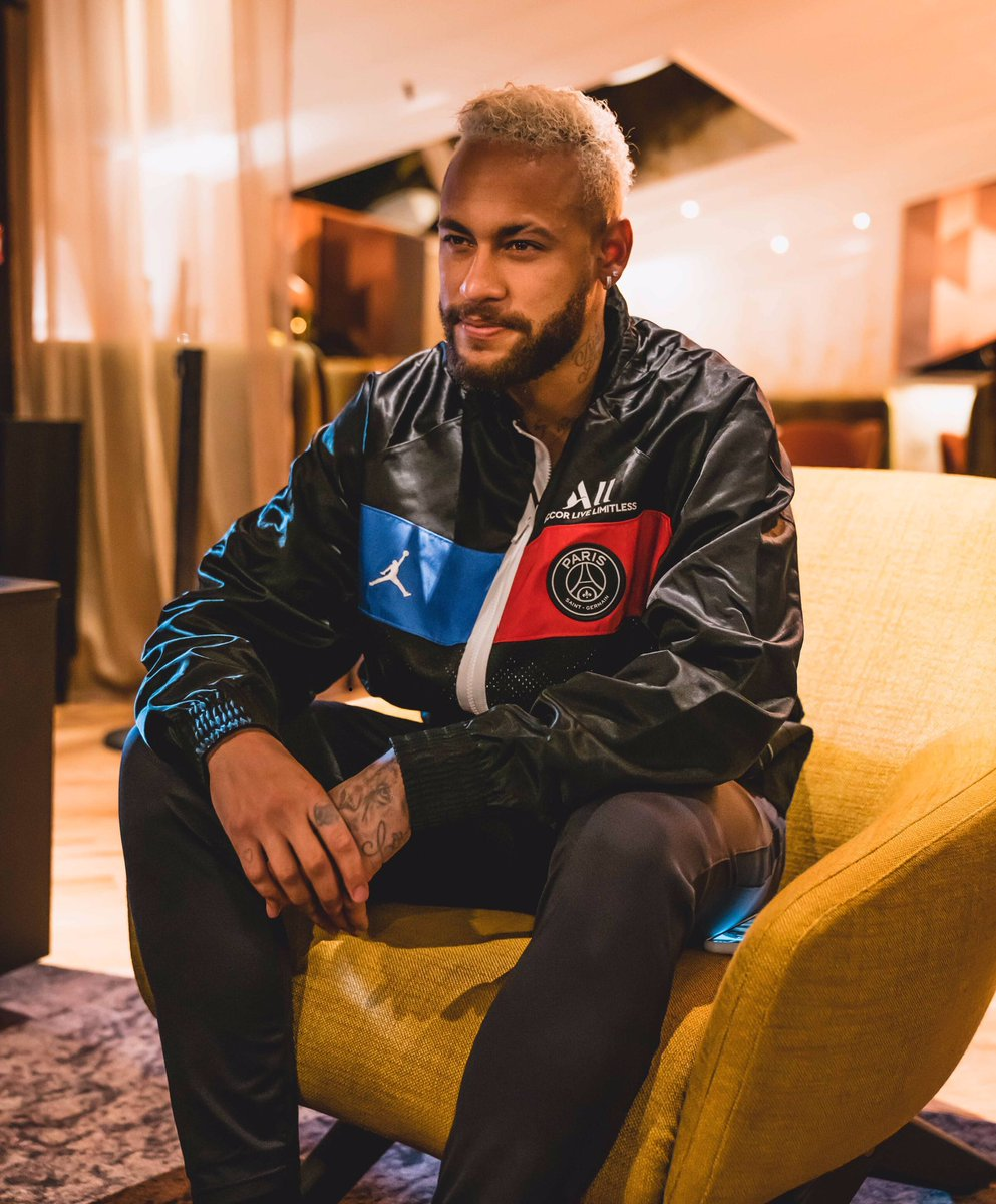Neymar Stuff On Twitter Neymar X Jordan X Psg
