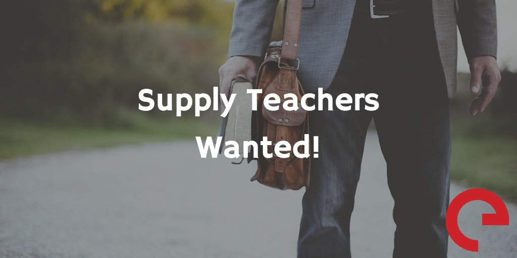 Engage have daily supply vacancies at local authority schools, academies, SEN schools, Faith schools, and more. http://bit.ly/RegEngage#supplyteacher #supply #supplyteaching #teachertwitter #edutwitter #ukedchat #teacher #education #learning #teacherjob