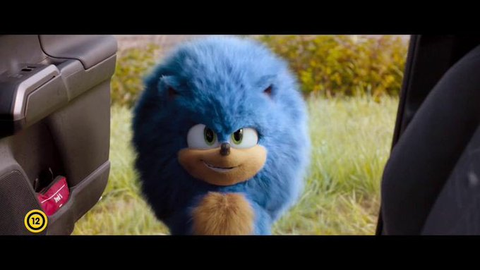 Fluffy Sonic Is Now A Thing Thanks To The Upcoming Movie Thesixthaxis