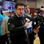 Image for the Tweet beginning: Wall Street hit by coronavirus