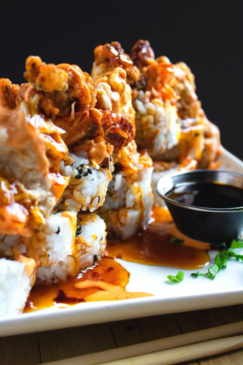Behold, The Zeus Roll! 🥢