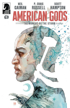 The comic adaptation of @neilhimselfs #AmericanGods concluded this week, so its time for a @davidmackkabuki cover appreciation post. For all of David Macks American Gods variants and more: bit.ly/36lQ4Hv