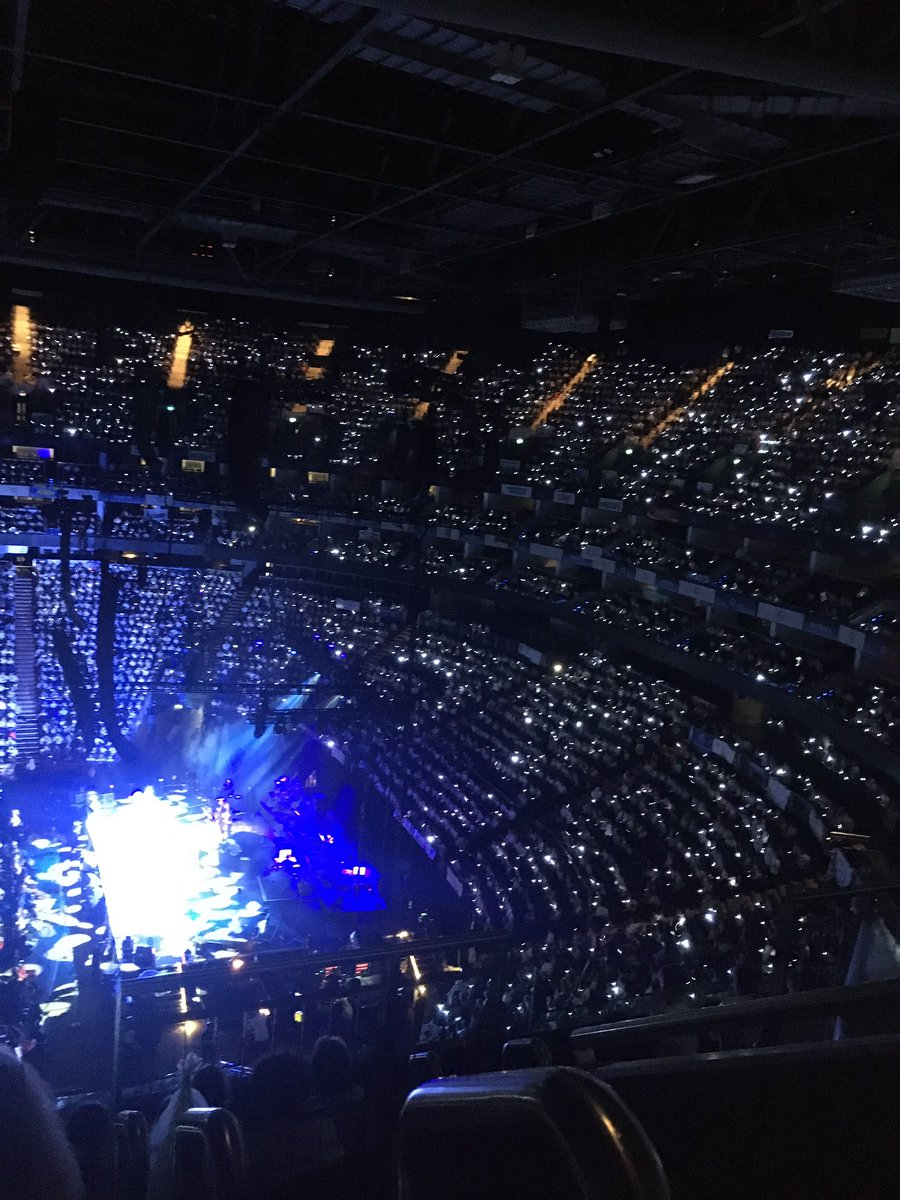 Stunning scenes at the 02 tonight #youngvoices2020