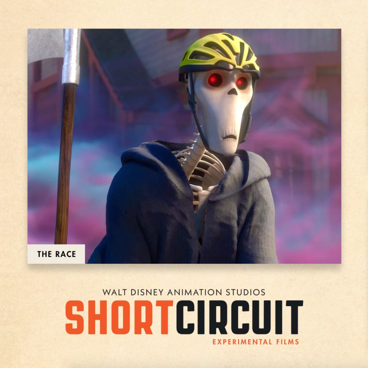 14 experimental shorts. 14 imaginative journeys. Embark on them all and stream @DisneyAnimation's Short Circuit tomorrow Jan. 24, only on #DisneyPlus.