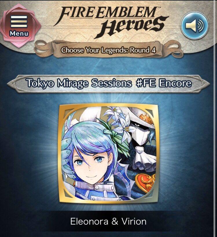 Hey, pssssstttt... vote for my girls #FireEmblemHeroes #TokyoMirageSessions #Eleonora #Elicepic.twitter.com/s2m07yKRlx