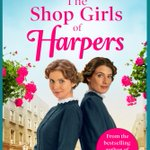 Image for the Tweet beginning: The Shop Girls of Harper's