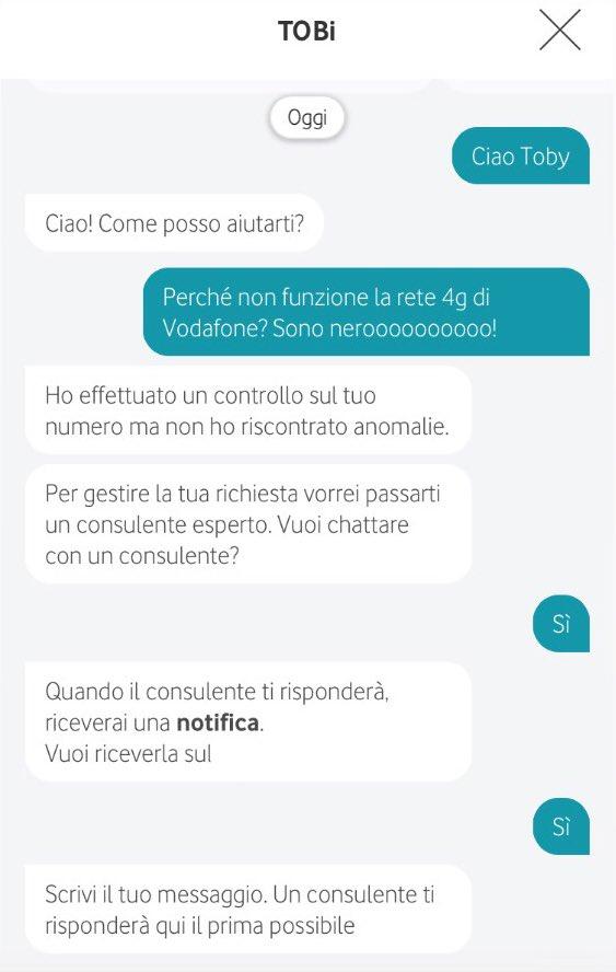 #Vodafonedown