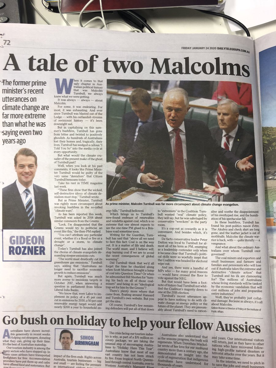 ⁦@dailytelegraph⁩ today