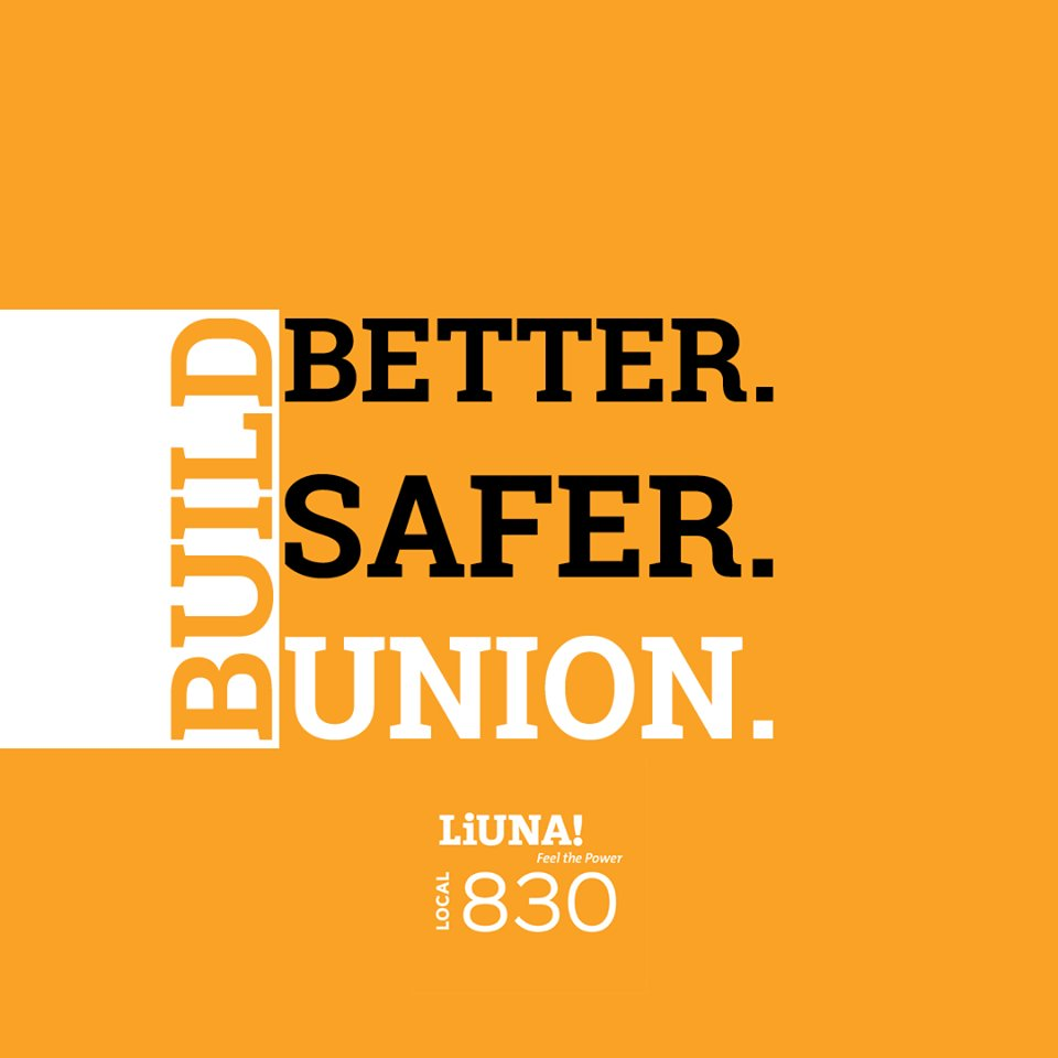 Build Better. Build Safer. Build Union. #UnionStrong <br>http://pic.twitter.com/A9I8yU8Swi