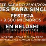 Image for the Tweet beginning: INVITACIÓN FREE  Viajes para Singles