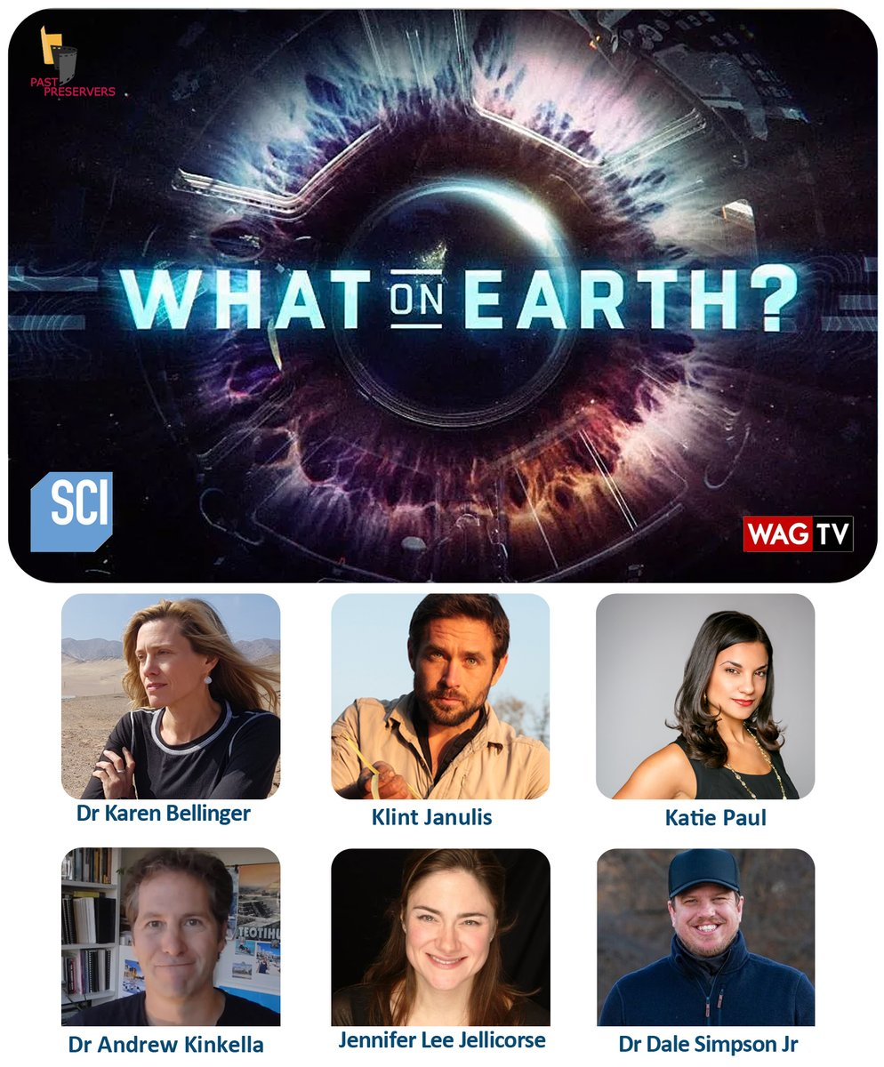More #WhatonEarth tonight on @ScienceChannel, which Past Preservers Expert will be on this week?<br>http://pic.twitter.com/XMH6mGDSxV