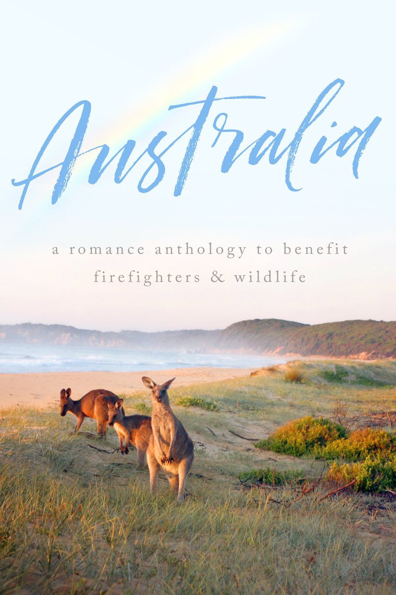 A romance anthology with over THIRTY original, never-before-seen stories from bestselling and award-winning authors. Each piece was written for this anthology to benefit firefighters and wildlife in Australia. AUSTRALIA is only available for a limited time. #comingsoon <br>http://pic.twitter.com/xulB0uLDne