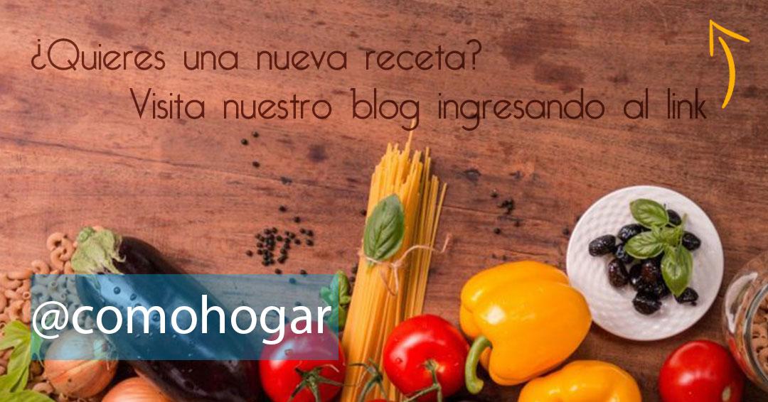 Éste link https://comovivirentuhogar.blogspot.com/ #RecetaFacil #ComidaSana #BlogDeRecetas @ComoHogarpic.twitter.com/UfgGmZ8A8n