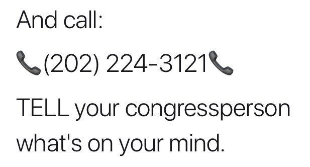 Call CONGRESS DEMAND WITNESSES twitter.com/GoofyGary7/sta…