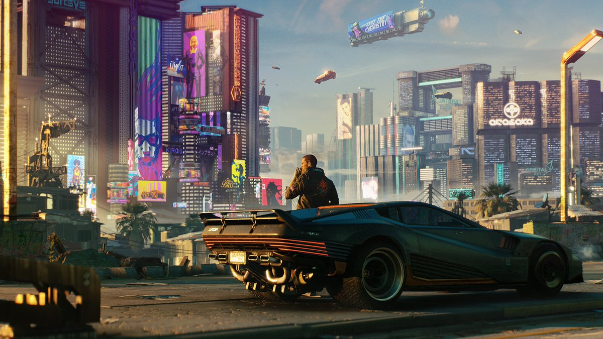 Now that Cyberpunk 2077 has been delayed until September, I *kinda* wish they'd just delay it to November so it could also be a launch game for the brand new consoles because THAT would be one hell of a way to kick off the next generation of video games. <br>http://pic.twitter.com/2SgTxRArwf