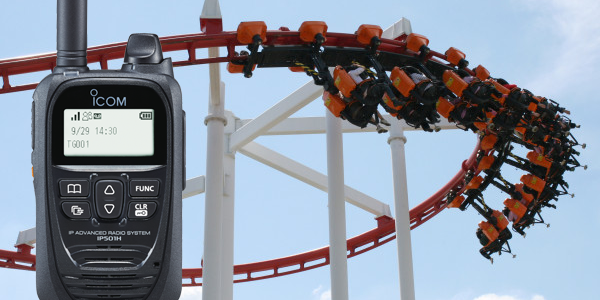 The first thing that comes to mind when considering two-way #radios for a #themepark, is the large coverage area involved. A simple back to back (simplex) radio system probably won't cover the full site efficiently, therefore it's time to consider #POC > https://t.co/pl9fEkldow