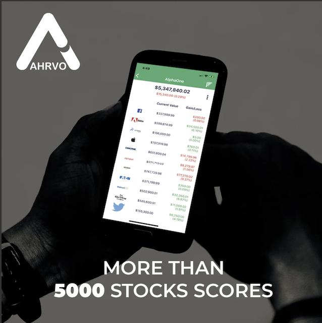 Empowering #Investors to make better decisions #ahrvo #ahrvoscores #stocks #equities #stockmarket #investing #trading #investingtips #tradingtipspic.twitter.com/l7ZEpffzTC