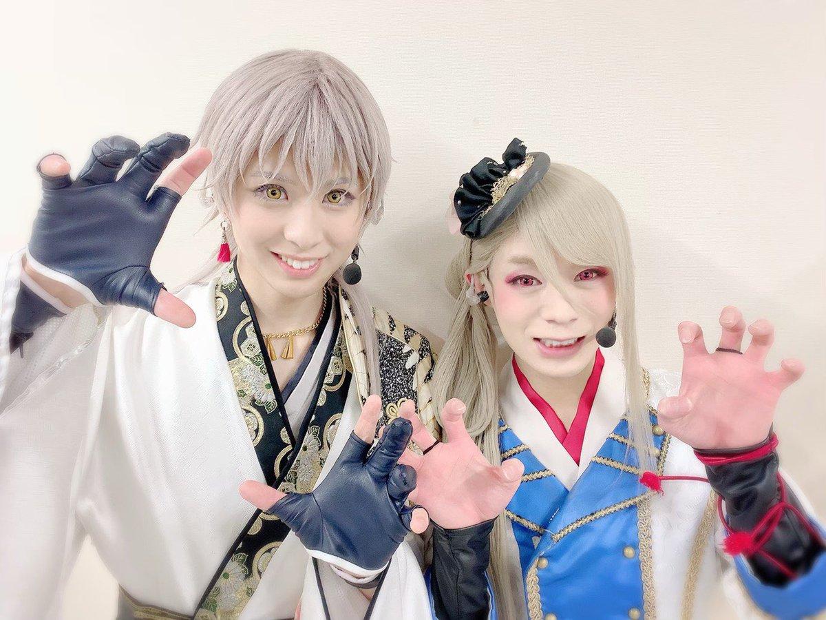 ミュージカル『刀剣乱舞』歌合 乱舞狂乱 2019大阪公演2日目お越しいただきありがとうございました!ほんま最高やったで👍おおきに(`・∀・´)使い方合ってるかなぁ…笑