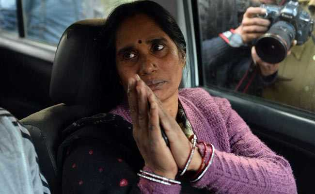 """Why should I suffer"": Nirbhaya's mother after jail seeks new hanging date. https://www.ndtv.com/india-news/nirbhaya-mother-asha-devi-after-tihar-jail-seeks-new-hanging-date-for-convicts-why-should-i-suffer-2165082 … #NirbhayaCase"