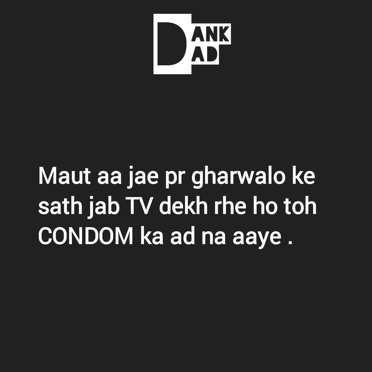 Follow @_dank_dad_ for more ....#fun #jokeoftheday #laugh  #dankjokes #nonvegjokes #follow #funny #jokes #sarcasm #FF #likes #comedyindia #backchodi #sacredmemes #bollywoodpic.twitter.com/ZEk8qHouLU