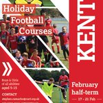 Exciting holiday clubs @thenewbeacon see below. Feb 1/2 term @CAFCTrust Football Camp & Ultimate Activity Camps @Ult_Activity  Easter/summer hols early booking discount before 24 March. @KMWhatsOn @7oaksEvents @sevenoaksarea @SevenoaksMums @SevenoaksForum @muddy_kent @My_T_Wells