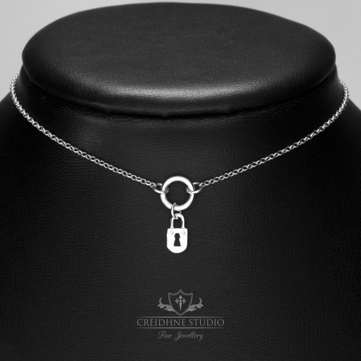 Tiny Ring Padlock Charm Day Collar, Sterling Silver, delicate and discreet day collar BUY NOW:  https://buff.ly/35Q4teA SHOP: https://buff.ly/2R2mFKC  #goth #padlock #alternativefashion #gothicstyle #sterlingsilverjewelry #gothicfashion #altstyle #necklace #daycollar #ddlgcollarpic.twitter.com/MF6lxRnggK