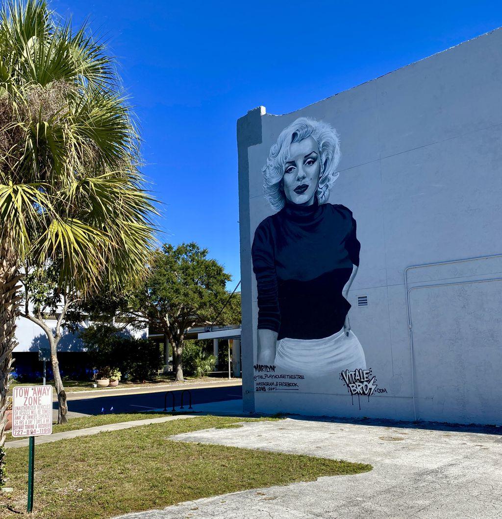St. Pete Florida Street Art Series: Art from a recent trip to the area!⠀ .⠀ .⠀ #craftbrewgeek #graffiti #graffitiart #streetart #wallgraffiti #shotoniphone #streetphotography #stpeteflorida #stpeteart #stpetemurals #stpetewallart #stpetersburgflorida #urbanart #muralspic.twitter.com/NCqoEl0Y2c