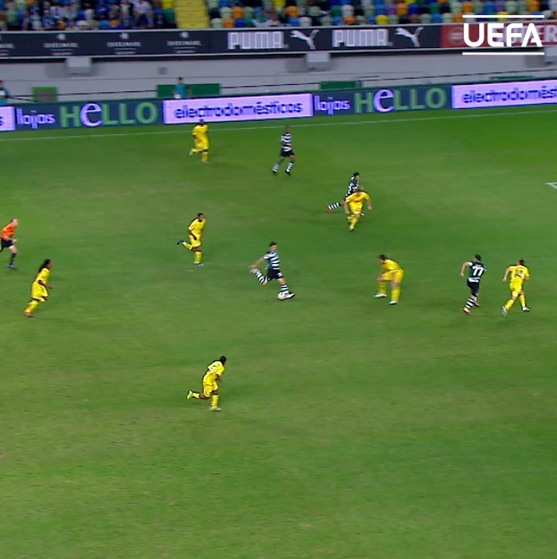 The spin followed by the strike   João Moutinho    #UEL    #ThrowbackThursday
