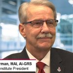 Watch the Appraisal Institute's latest video to learn about the priorities outlined by 2020 President Jeff Sherman, MAI, AI-GRS. https://t.co/Ltegd2pIYj