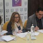Image for the Tweet beginning: Convenio de colaboración para la