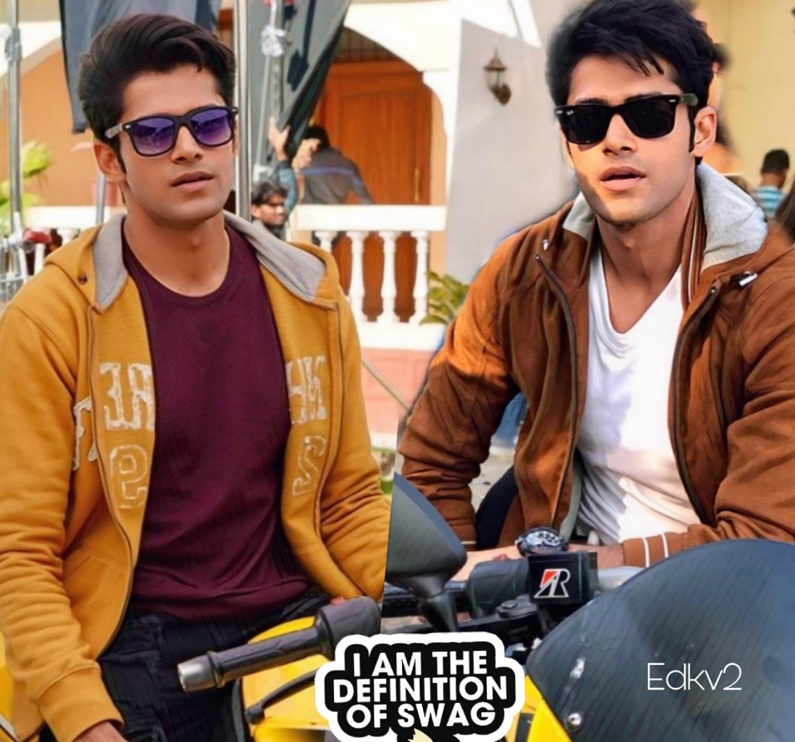 """I am the Definition of Swag"" 😎😎..#shravan #shravanmalhotra #edkv #edkv2 #ekdujekevaaste #ekdujekevaaste2 #mohitkumar #sonytv"