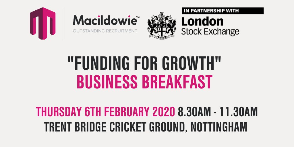 East Midlands Senior business leaders.. are you on the cusp of a #highgrowth strategy? Would you benefit from #insight & knowledge from leading #investment & #funding experts?  Join us on 6th February. Spaces are limited!!  Read more>>http://bit.ly/FFG_ <<Register today!