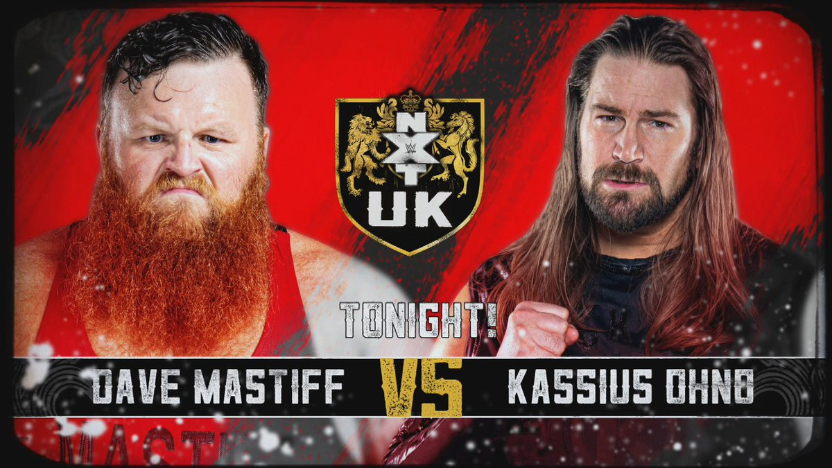 Post-TakeOver Blackpool episode of NXTUK TONIGHT at 8pm on the WWE Network. Featuring these two Blackpool exclusives. 🇬🇧  Then airs tomorrow on @btsportwwe :  BT Sport 3 - 5pm Friday  BT Sport 1 - Midnight Friday  🌊🌊🌊🌊 #NXTUK #WWEonBT